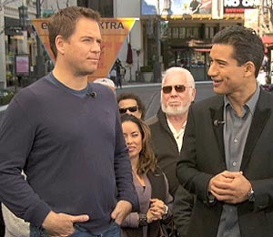 'Extra' Raw: Michael Weatherly Reveals 'NCIS' Storylines