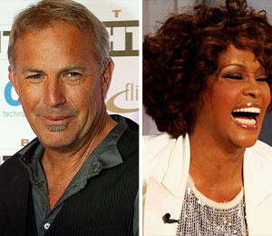 Kevin Costner to Speak at Whitney Houston Funeral