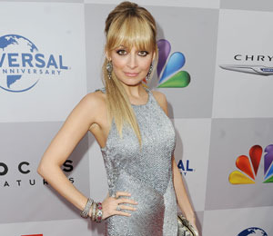 Video! Nicole Richie Talks Fashion and Moving Overseas