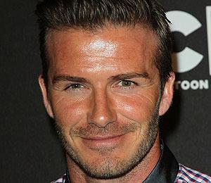 David Beckham on His H&M Underwear Ad