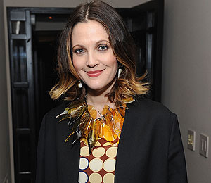 Is Drew Barrymore in the Family Way?