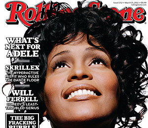 Rolling Stone Gathers Whitney Houston's Dark Side