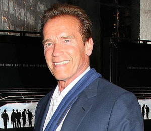 Exclusive! Arnold Schwarzenegger on Maria, Important Causes, and His Sports Event