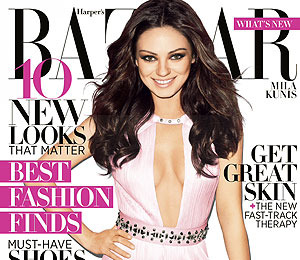 Mila Kunis on Being Single: 'I Don't Get Asked Out'