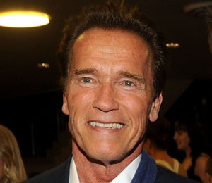 Exclusive! Arnold Schwarzenegger on Hospital Stay with Sly Stallone