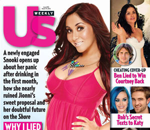 Snooki: 'Yes, I'm Pregnant and Engaged'