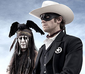 First Look! Who's Playing 'The Lone Ranger'?