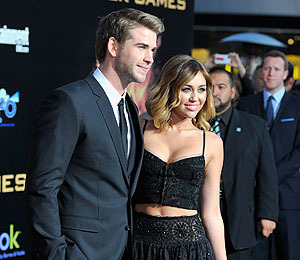 Miley Cyrus on Supporting BF Liam Hemsworth... and Pranking Him