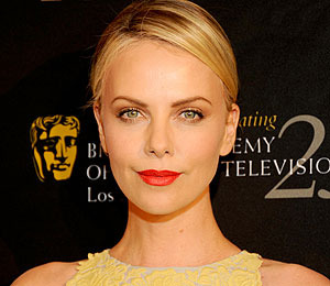 Charlize Theron is a New Mom!