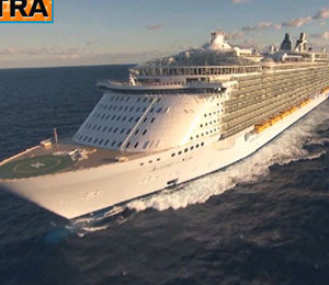 'Mansions and Millionaires': Royal Caribbean Cruises
