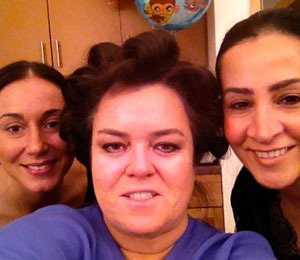 Pic! Rosie O'Donnell Tweets About Last Day on Talk Show