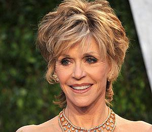 Jane Fonda to Play Nancy Reagan?