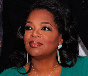 'Extra' Exclusive: Oprah Winfrey Sounds-Off on Trayvon Martin Tragedy