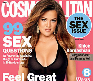 Khloe Kardashian Likes to Cook for Lamar While Naked