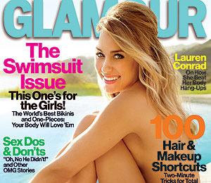 Lauren Conrad's Topless Cellulite Confessions