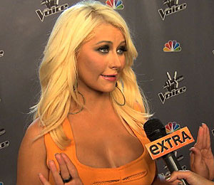 'The Voice' Banter with Christina, Adam, Blake and Cee Lo