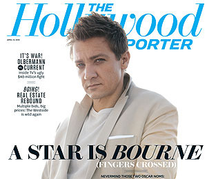 Jeremy Renner on Being 'Bourne': 'A Game-Changer in Anonymity'