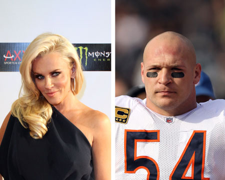 Is Jenny McCarthy Dating Brian Urlacher?