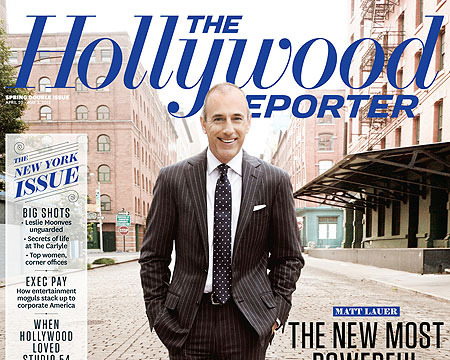 Matt Lauer Tops List of Most Powerful People in News
