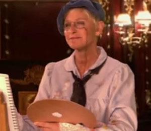Video! The Lost 'Titanic' Footage Featuring... Ellen DeGeneres