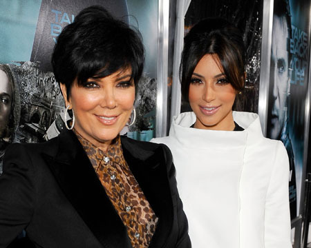 Source: Kris Jenner Likes the Kim & Kanye Romance