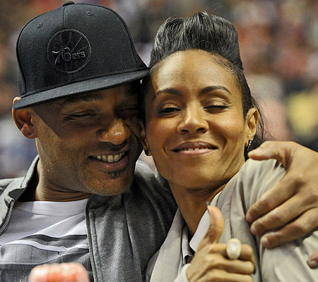 Jada Pinkett Smith Slams Rumors of Marital Strife