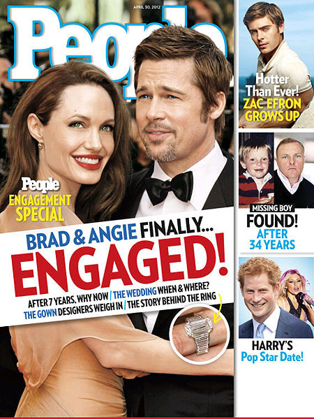 Wedding of the Century? New Details on Brangelina Nuptials