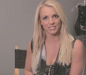 Sneak Peek! The Britney Spears 'Twister' Dance