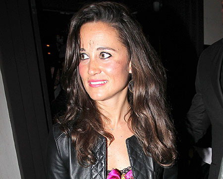 Pippa Won't Be Popped for Gungate