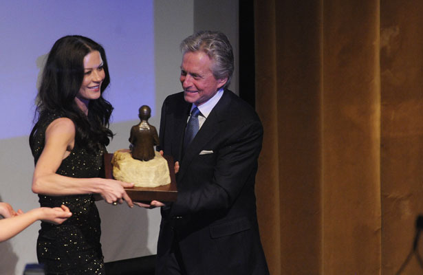 The Best Present Catherine Zeta-Jones Ever Gave Michael Douglas?