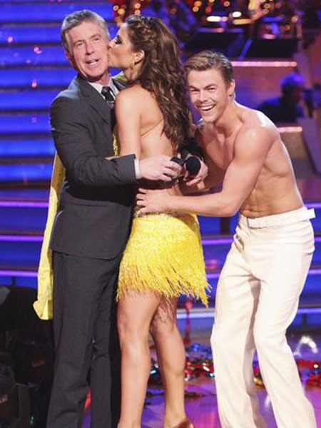 'DWTS' Results: Who Got the Big Kiss-Off?