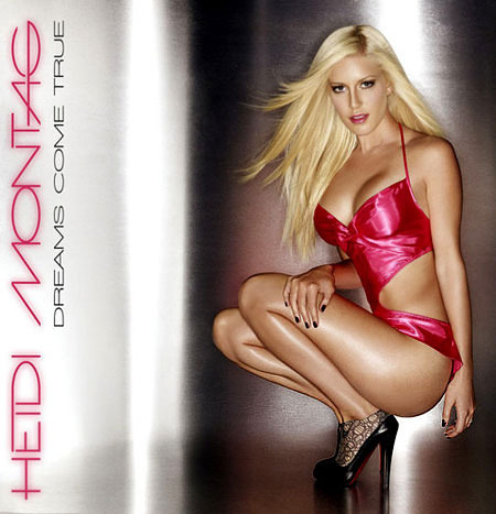 Extra Scoop: Heidi Montag Sings Again... in a Hot Pink Monokini