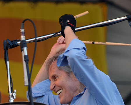 The Band Drummer Levon Helm in 'Final Stages' of Cancer