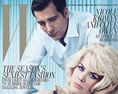 Nicole Kidman and Clive Owen on Their Steamy Sex Scenes