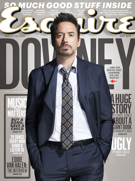 Robert Downey, Jr. Doesn't Want to Be a 'Superhero' Dad