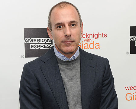 Report: Matt Lauer Signed Contract to Stay with 'Today' Show