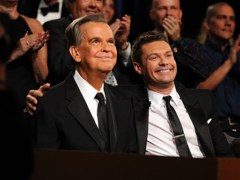 Ryan Seacrest 'The One' to Carry on Dick Clark's Legacy?