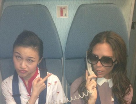 Victoria Beckham on Twitter: 'My Fans Get to Know the Real Me'