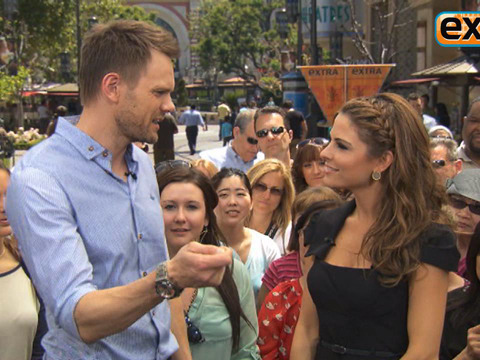 Joel McHale Talks 'Community' Controversy at The Grove