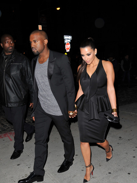 Kim Kardashian and Kanye West: We'll Take Manhattan