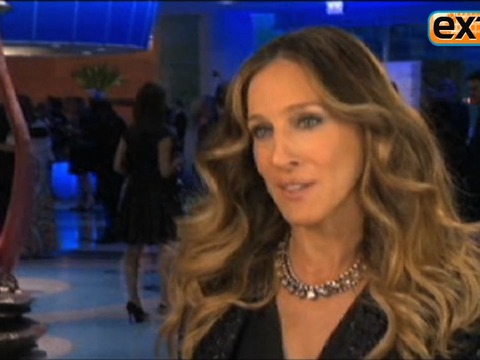 Sarah Jessica Parker Helps Children's Hospital in CHI
