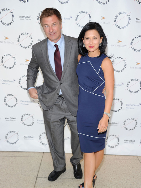 Hilaria Thomas on Wedding with Alec Baldwin: No Drama!
