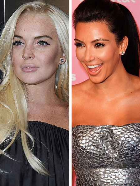 Lindsay Lohan and Kim Kardashian to Attend White House Correspondents' Dinner