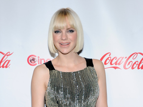 'Extra' Raw! Anna Faris at CinemaCon