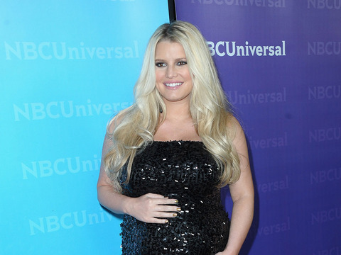 Jessica Simpson is 'Addicted' to Online Baby Shopping