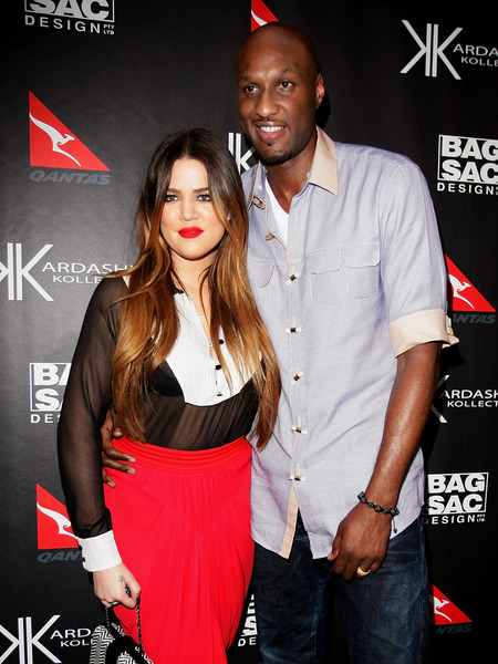 Lamar Odom Cancels Kardashian Spin-Off Show for NBA Career