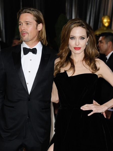 Brad Pitt and Angelina Jolie to Wed in Bahamas?