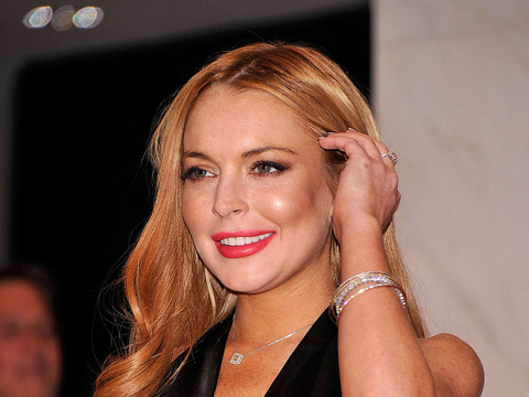 Lindsay Lohan on Correspondents' Dinner Invite: 'It Came from My Attorney'