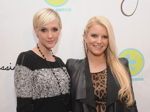 Ashlee Simpson Loves Her New Niece!