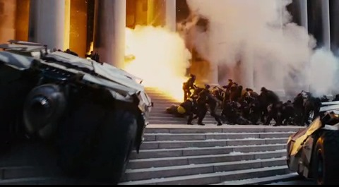 Video! Final 'Dark Knight Rises' Trailer Released